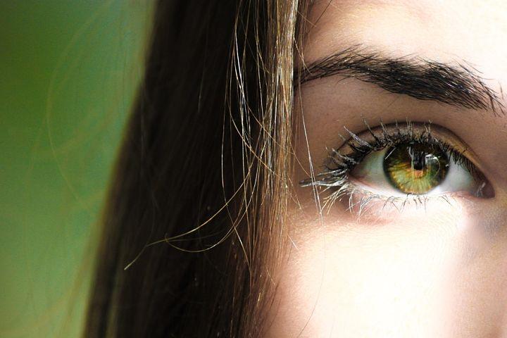 Oko, opuchnute viečka