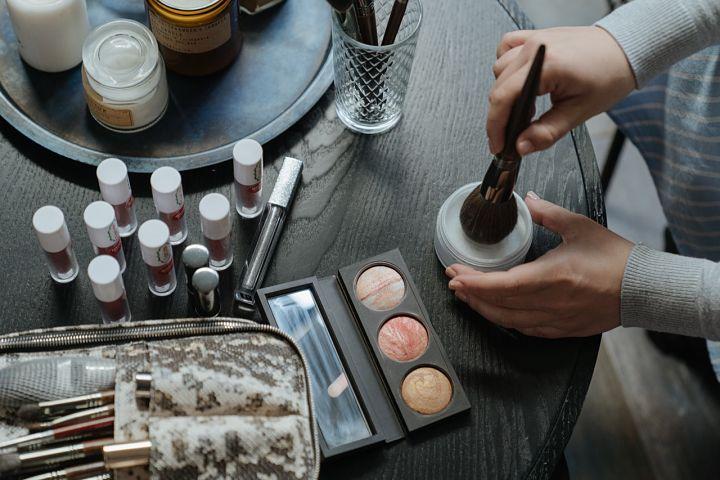 Oxid titaničitý v kosmetice