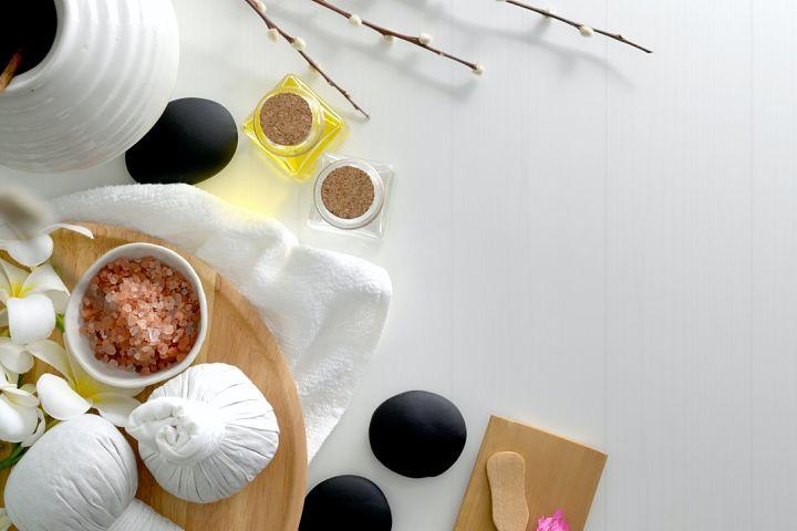 Domácí peeling z mořské soli