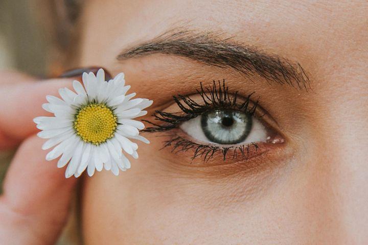 Oční okolí