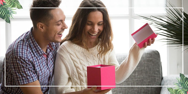 Inšpirácia na darček pre priateľku: darujte jej niečo extra!