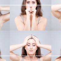 Tvárová gymnastika – Photoshop v reálnom živote!