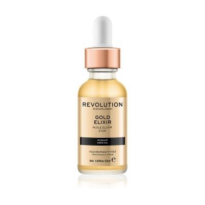 Revolution Skincare Vyživující olej Rosehip Seed Oil Gold Elixir