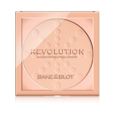 Makeup Revolution, Bake & Blot Pudry
