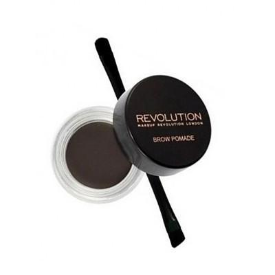 Makeup Revolution Brow Pomade Ebony pomáda na obočie