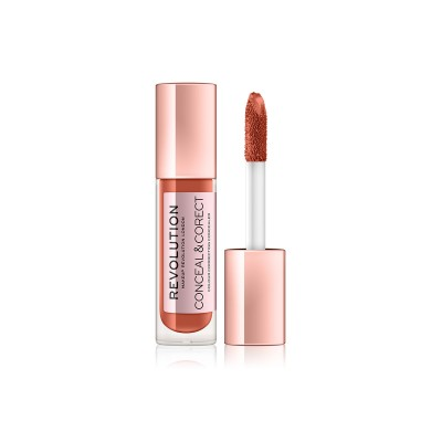 Makeup Revolution Barevný korektor Conceal & Correct Orange