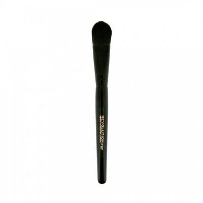 Makeup Revolution Štetec na make-up F101 Foundation Brush