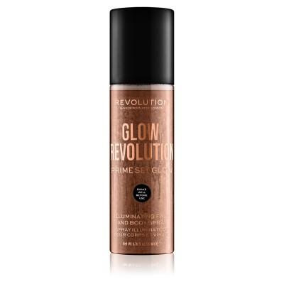 Makeup Revolution Glow Revolution Bronzér na telo a tvár