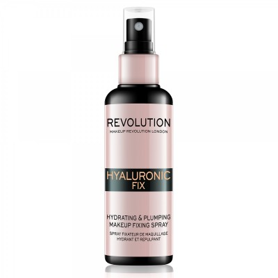 Makeup Revolution Fixačný sprej na make-up Hyaluronic