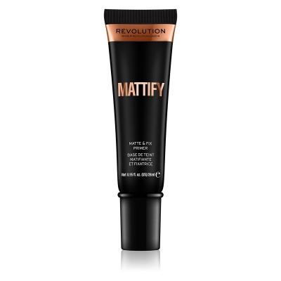 Makeup Revolution, Mattify Primer, podkladová báze pod makeup