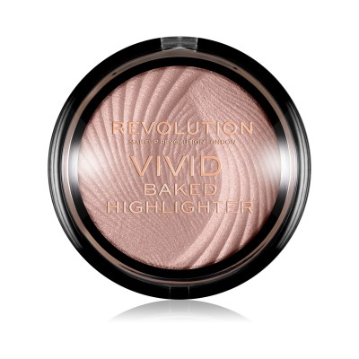Makeup Revolution Rozjasňovač Vivid Baked Highlighter