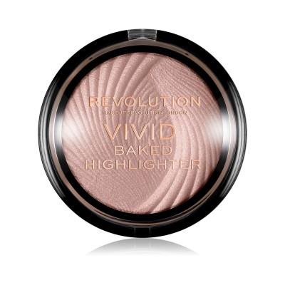 Makeup Revolution Rozjasňovač Vivid Baked Highlighter