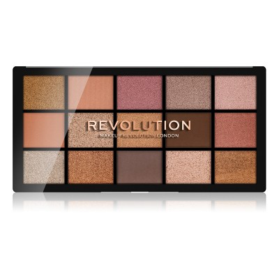 Makeup Revolution Paleta očných tieňov Re-Loaded Fundamental