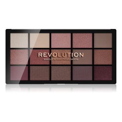 Makeup Revolution Paleta očných tieňov Re-Loaded Iconic 3.0
