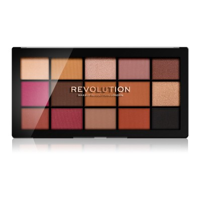 Makeup Revolution Paleta očních stínů Re-Loaded Iconic Vitality