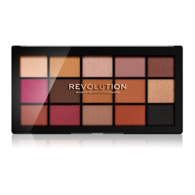 Makeup Revolution Paleta očných tieňov Re-Loaded Iconic Vitality