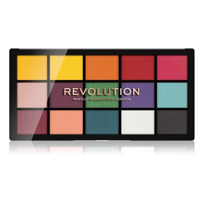 Makeup Revolution Paleta očných tieňov Re-Loaded Marvellous Mattes