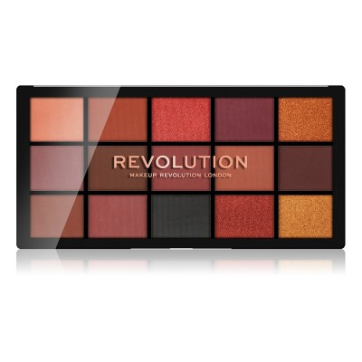 Makeup Revolution Paleta očných tieňov Re-Loaded Newtrals 3