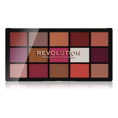 Makeup Revolution Paleta očných tieňov Re-Loaded Red Alert