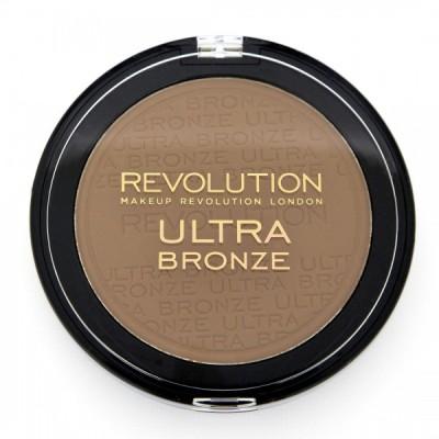 Makeup Revolution Bronzer na obličej Ultra Bronze