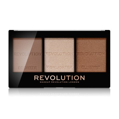 Makeup Revolution Konturovací paleta Ultra Sculpt & Contour Kit
