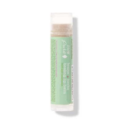 100% PURE Balzam na pery proti oparom lysin a bylinky