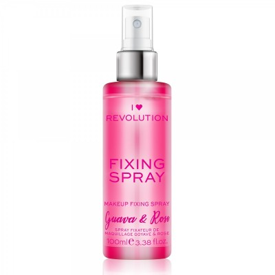 I♥Revolution, Guava & Rose, fixační sprej na makeup