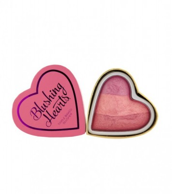 I♥Revolution Hearts Blusher Blushing Heart Lícenka