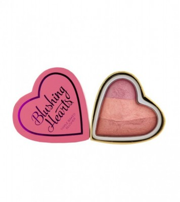 I ♥ Revolution Hearts Blusher Candy Queen of Hearts Tvářenka