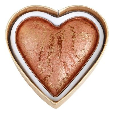 I♥Revolution Hearts Bronzer Love Hot Summer Bronzér na tvár