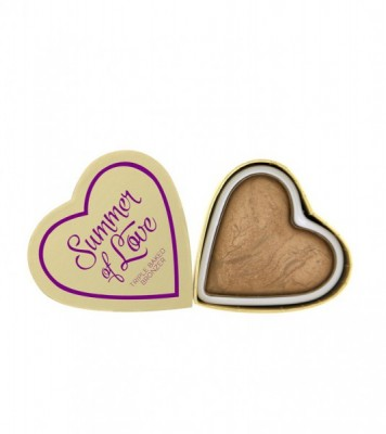 I♥Revolution Hearts Bronzer Summer of Love Bronzér na tvár