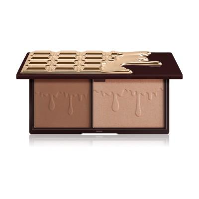 I♥Revolution Chocolate Bronze and Glow Rozjasňujúca paleta na tvár