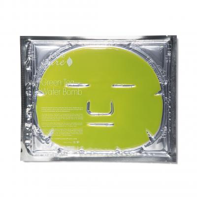 100% PURE Pleťová hydrogélová maska zo zeleného čaju
