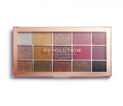 Makeup Revolution Paleta očných tieňov Foil Frenzy Creation Eyeshadow Palette