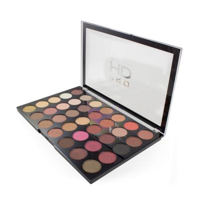 Makeup Revolution Paleta očních stínů Pro HD Palette Amplified 35 Socialite
