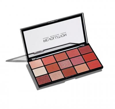 Makeup Revolution Paleta očných tieňov Re-Loaded Palette Newtrals 2