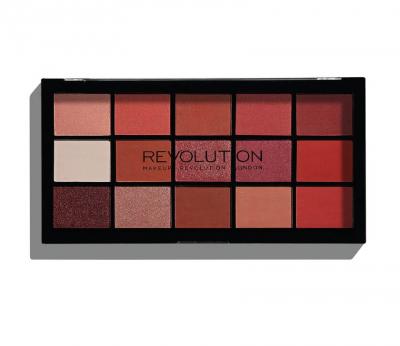Makeup Revolution Paleta očních stínů Re-Loaded Palette Newtrals 2