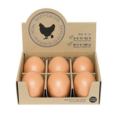 Holika Holika Čistící pěna Smooth Egg Skin Cleansing Foam