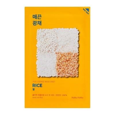 Holika Holika Maska na obličej proti pigmentovým skvrnám s rýží Pure Essence