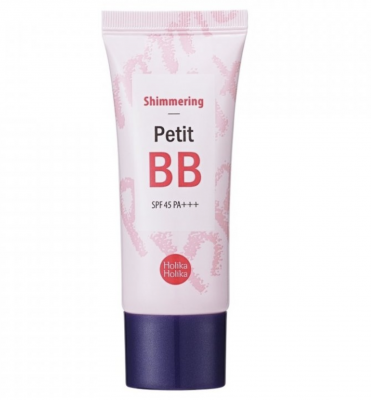 Holika Holika Rozjasňujúci BB KRÉM Shimmering Petit BB Cream