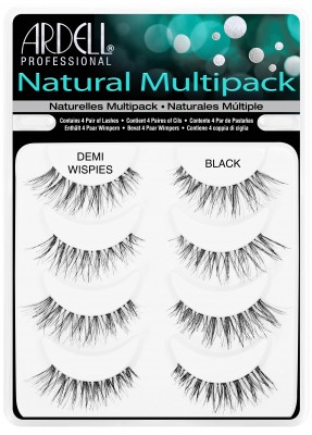 Prírodné mihalnice Ardell Multipack Demi Wispies