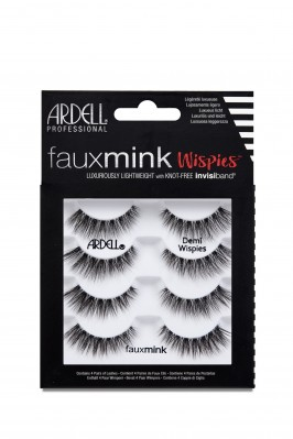 Prírodné mihalnice Ardell Multipack Faux Mink Demi Wispies