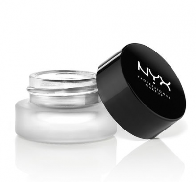 NYX Professional Makeup Gelová linka Gel Liner and Smudger Emma White