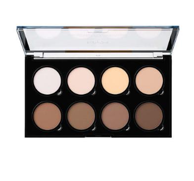 NYX Professional Makeup Kontúrovacia paleta na tvár Highlight And Contour Pro