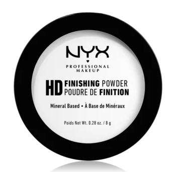 NYX Professional Makeup Fixační pudr HD Finishing Powder Translucent