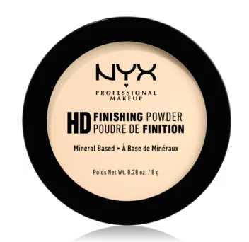 NYX Professional Makeup Fixační pudr HD Finishing Powder Banana