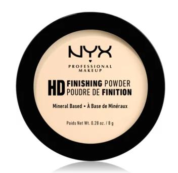 NYX Professional Makeup Fixačný púder HD Finishing Powder Banana