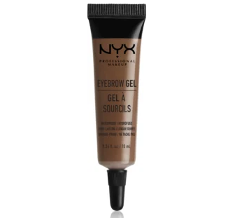 NYX Professional Makeup voděodolný gel na obočí Eyebrow Gel