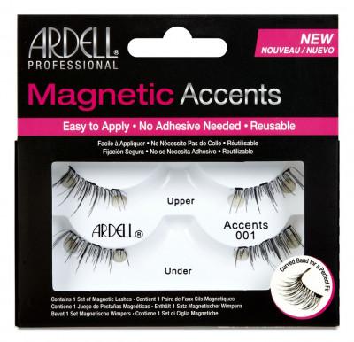 Magnetické mihalnice Ardell Accents 001 ( S APLIKÁTOROM)