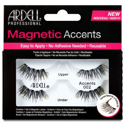 Magnetické řasy Ardell Accents 002 (S APLIKÁTOREM)